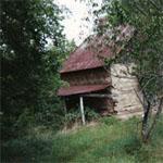 1850s cabin in North Carolina
